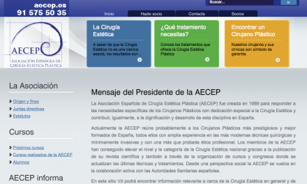 Comunicado de prensa de SECPRE y AECEP