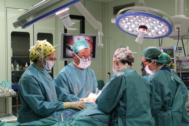 El Hospital de Villalba realiza con éxito una reconstrucción mamaria utilizando tejido del abdomen de la paciente
