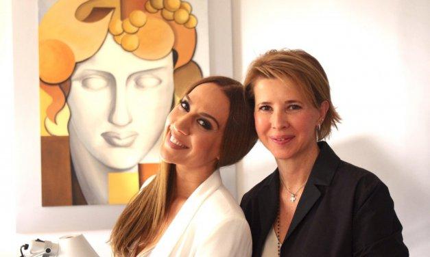 """Mónica Naranjo: """"Cuando llegué a los 30, sufrí muchos cambios en mi vida y fue entonces cuando decidí ponerme en manos de la Doctora Natalia Ribé"""""""