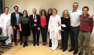 Ponente especial del Primer Simposium de Cirugia Plástica en Erding (Munich)