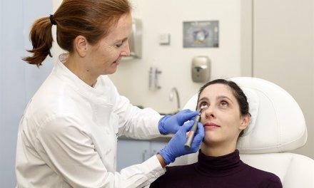 Las blefaroplastias aumentan un 15% y son la tercera operación estética más demandada