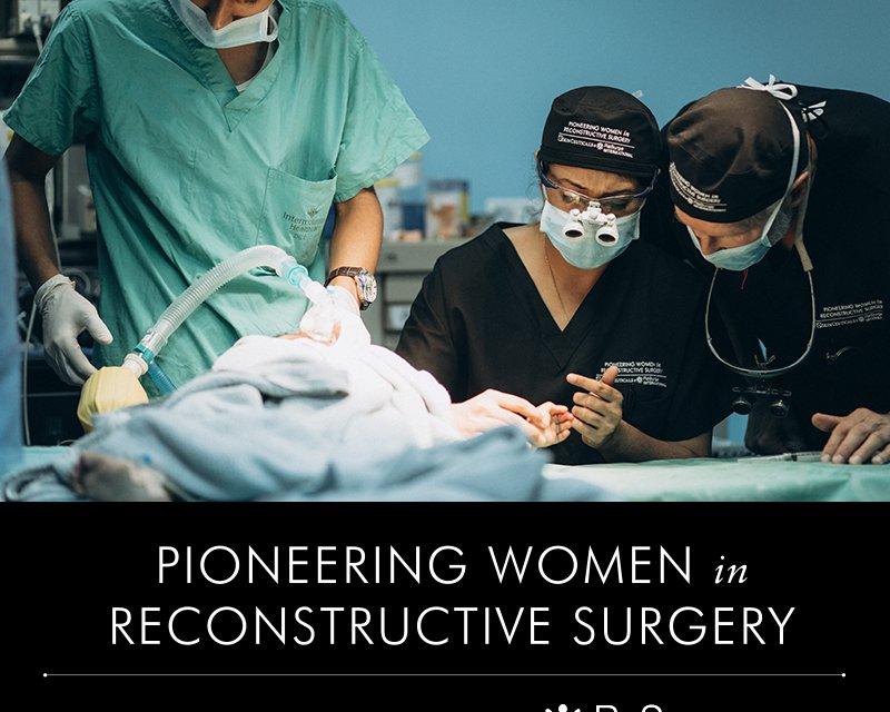 """SkinCeuticals lanza el proyecto social """"Mujeres Pioneras en Cirugía Reconstructiva"""""""
