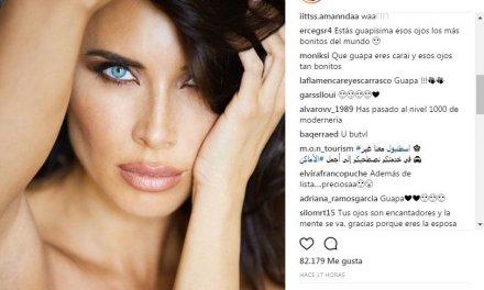 Pilar Rubio se pone más morros que Sara Carbonero