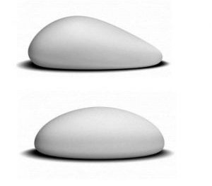 Prótesis anatómicas o redondas: te explicamos los tipos de implantes mamarios, sus ventajas e inconvenientes