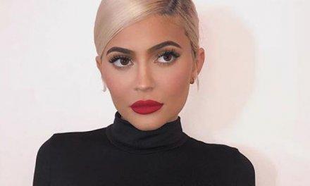Kylie Jenner muestra su nuevo retoque en los labios