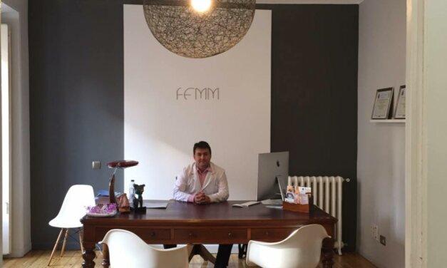 Hoy entrevistamos al DR. FERNANDO AZNAR MAÑAS, ginecólogo estético de FEMM