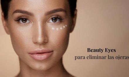 Beauty Eyes para eliminar las ojeras